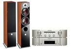Marantz CD6005+Marantz PM6005+Dali Zensor 7