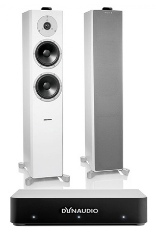 DYNAUDIO XEO 6 Satin White+DYNAUDIO Connect