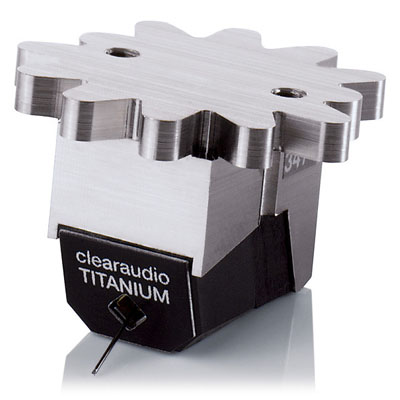 Clearaudio Titanium V2 MC
