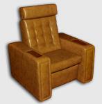 Кресла серии Kvadro