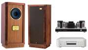 TANNOY TURNBERRY GR LE+ESOTERIC K-05+ Luxman MQ-88u