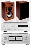 Luxman D-06u+Luxman L590axII+Graham Audio LS5/9 (Rosewood)
