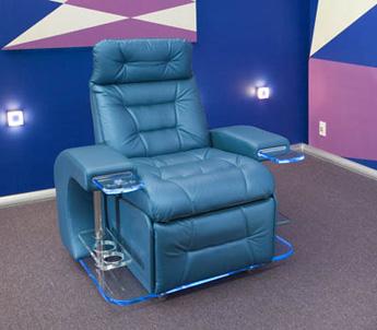 Кресло серии Techno в интерьере