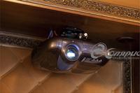 Видеопроектор в домашнем кинозале